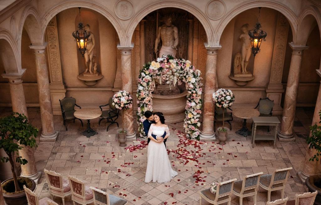 Широчайший спектр услуг по съемке свадеб в Москве