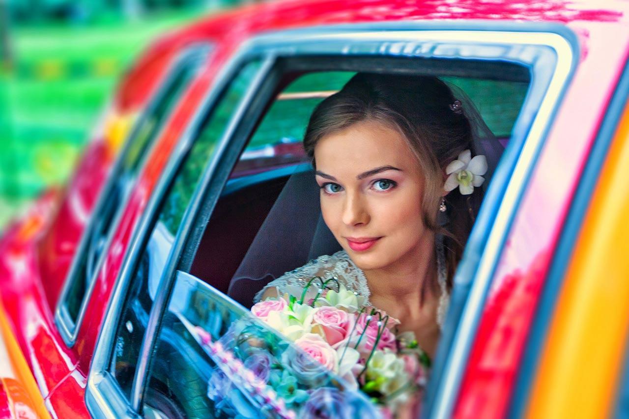 Свадебные фото – счастье можно увидеть!